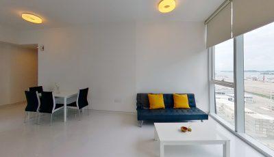 76 Shenton: 1-Bedroom 3D Model
