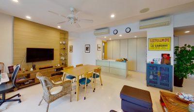 Kovan Residences, 4-Bedroom 3D Model