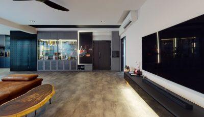 Yong Siak Apartment 3D Model
