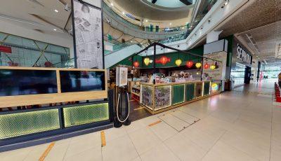 Nam Nam – Plaza Singapura (Capitaland Mall) 3D Model